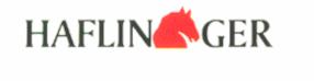 logo haflinger